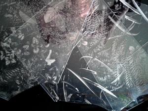 vidrios quebrados