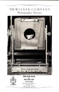Catálogo Cámaras Wisner