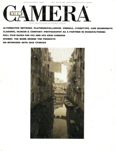 View Camera 1998