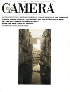 View Camera 1998