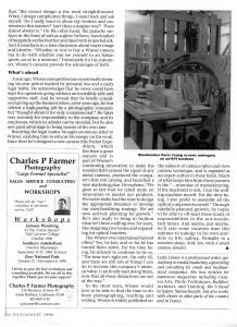Entrevista Ron Wisner 3/3