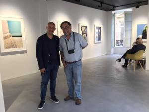 Exposición Ralph Gibson